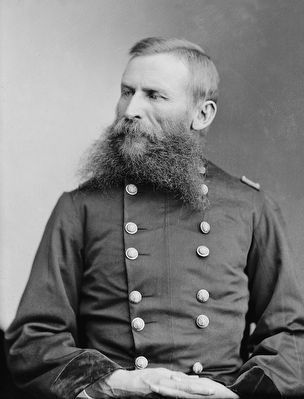 Major General George Crook (1830-1890) image. Click for full size.