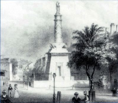 The Battle Monument image. Click for full size.