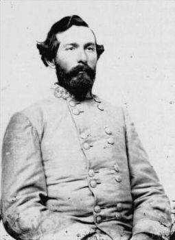 Brig. General George T. Anderson (1821-1901) image. Click for full size.