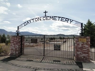 Dayton Cemetery. image. Click for full size.