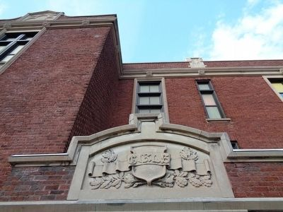 Detail of Rozelle Elementary School image. Click for full size.