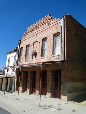 Austin Masonic and Oddfellows Hall image. Click for full size.