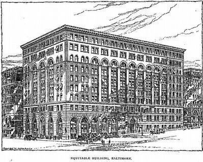The Equitable Building<br>1892 image. Click for full size.