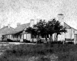 Officers Quarters 2-3 and 4 image. Click for full size.