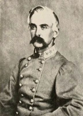 Brig. General Thomas Taylor Munford (1831-1918) image. Click for full size.