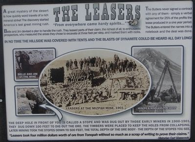 The Leasers Marker image. Click for full size.
