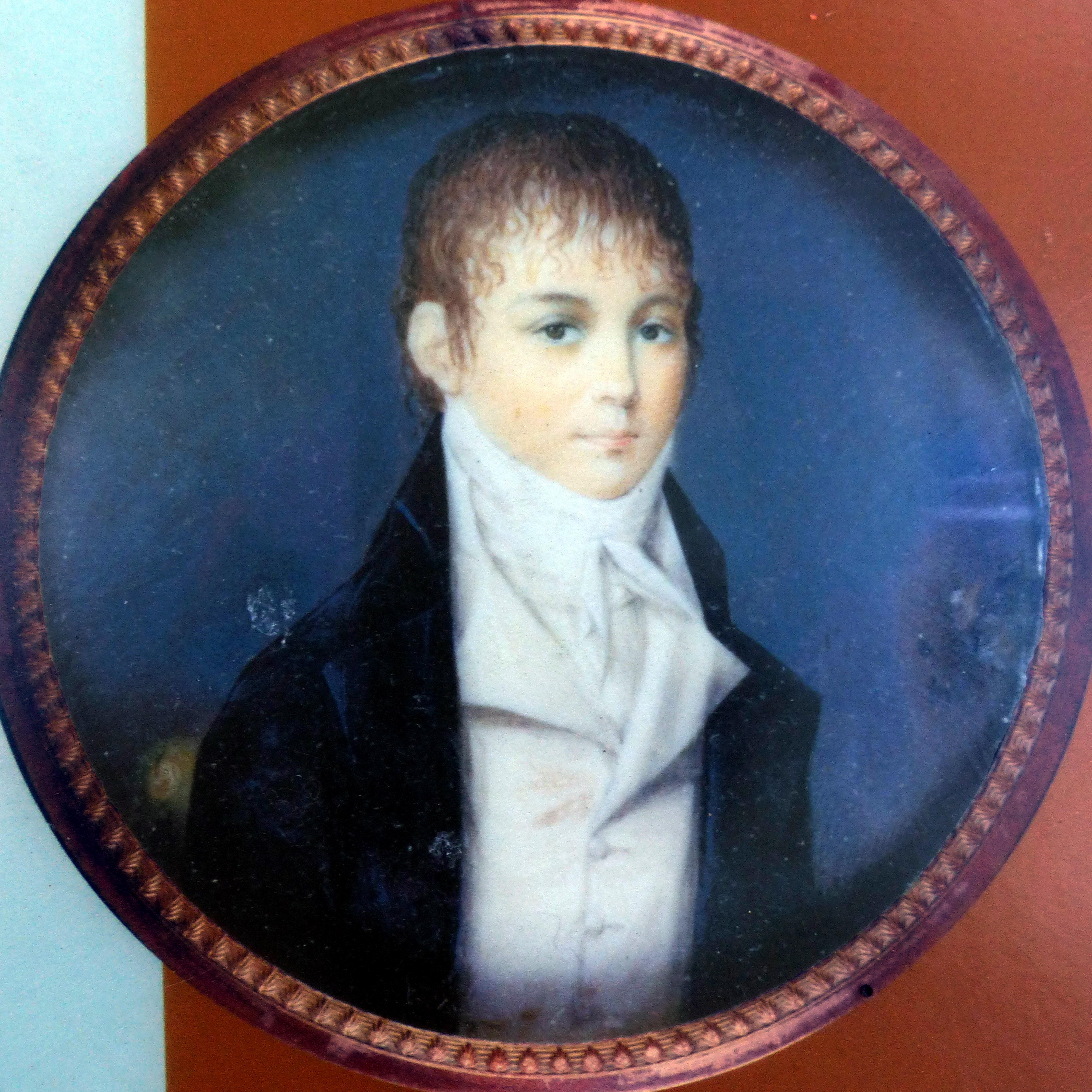 Key as a youth