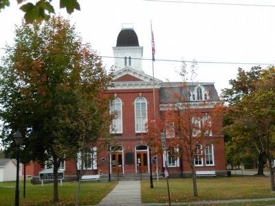 Current Pike County Courthouse image. Click for full size.