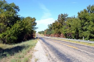 FM Road 218 Bridge over Blanket Creek image. Click for full size.