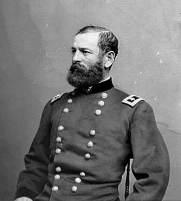 Major General Fitz John Porter (1822-1901) image. Click for full size.