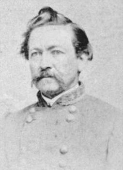 Brig. General Harry T. Hays (1820-1876) image. Click for full size.