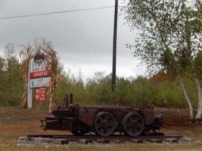 Eckley Miners' Village-Rail Car image. Click for full size.