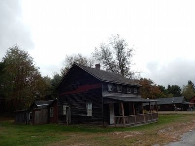 Eckley Miners' Village-Double Family Dwelling image. Click for full size.