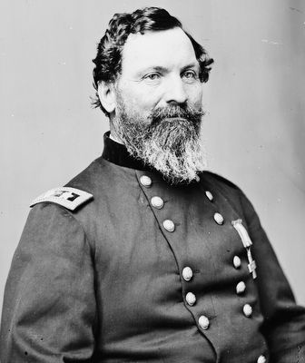 Major General John Sedgwick (1813-1864) image. Click for full size.