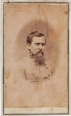 Major General John George Walker (1821-1893) image. Click for full size.