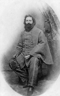 Major General Lafayette McLaws (1821-1897) image. Click for full size.
