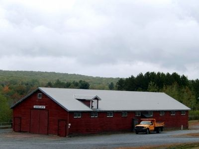 Eckley Miners' Village-Maintenance shop image. Click for full size.