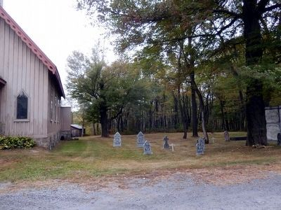Eckley Miners' Village-Halloween image. Click for full size.