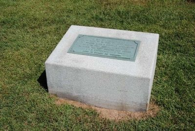 The 19th Indiana Infantry Monument image. Click for full size.