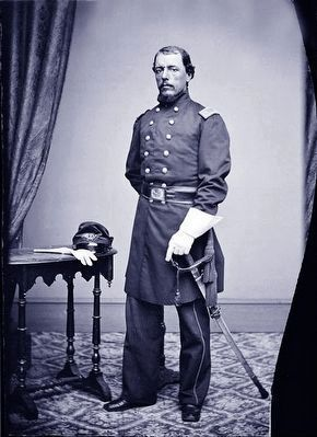 Col. Samuel L. Buck (d. 1863)<br>Commander, 2nd New Jersey Infantry image. Click for full size.