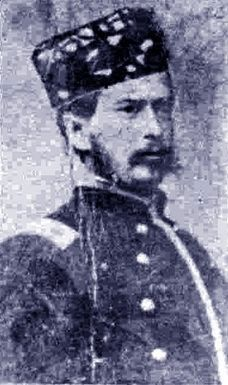 Col. William B. Hatch (1838-1862)<br>Commander, 4th New Jersey Infantry image. Click for full size.