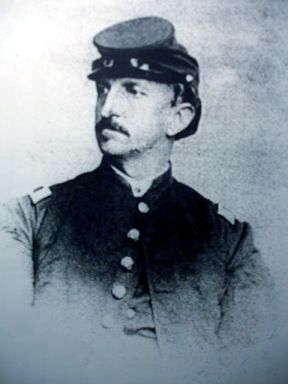 Major William Hexamer (1825-1870) image. Click for full size.