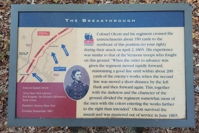 The Breakthrough Marker image. Click for full size.