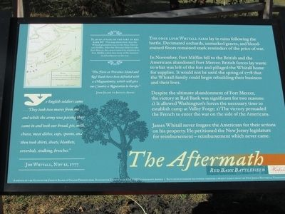The Aftermath Marker image. Click for full size.