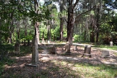 Rocky Springs Methodist Church Cemetery image. Click for full size.