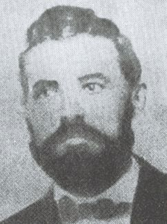 Lt. Colonel Philip A. Work (1832-1911)<br>Commander, 1st Texas Infantry image. Click for full size.