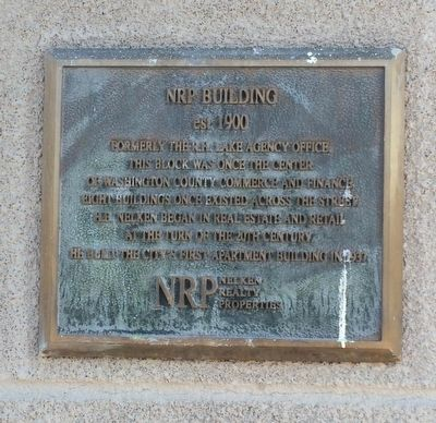 NRP Building Marker image. Click for full size.