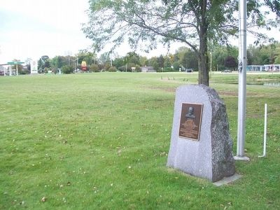 Karl Overland Marker image. Click for full size.