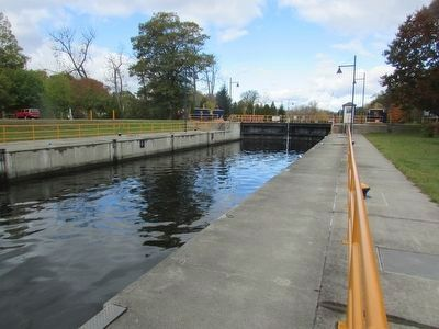 Champlain Canal image. Click for full size.