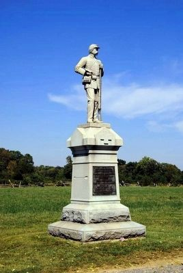 137th Pennsylvania Volunteer Infantry Monument image. Click for full size.