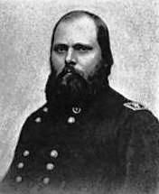 Brig. General George Lucas Hartsuff (1830-1874) image. Click for full size.