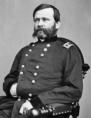 Major General William Buel Franklin (1823-1903) image. Click for full size.