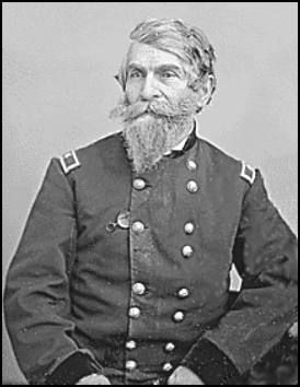 Brig. General George S. Greene (1801-1899) image. Click for full size.
