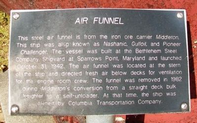 Air Funnel Marker image. Click for full size.