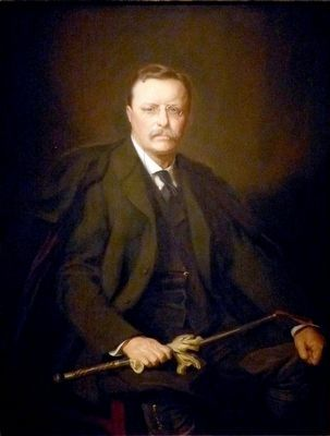 Theodore Roosevelt image. Click for full size.