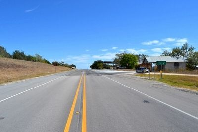 View to East Along US 84 image. Click for full size.