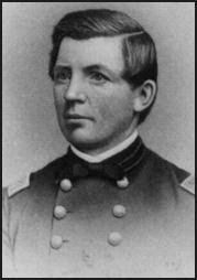 Lt. Colonel John William Hofmann (1824-1902) image. Click for full size.