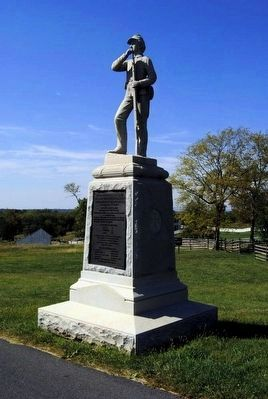 7th Regiment Pennsylvania Monument image. Click for full size.