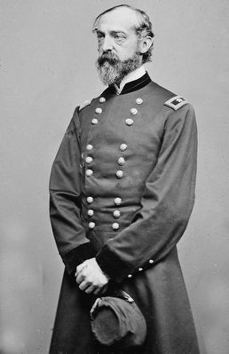Major General George Meade (1815-1872) image. Click for full size.