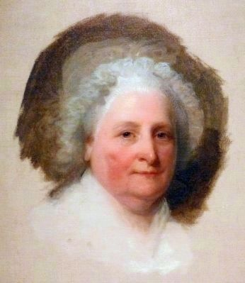 Martha Washington image. Click for full size.