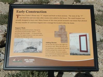 Early Construction Marker image. Click for full size.