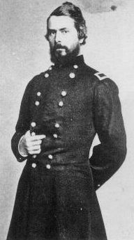 Brig. General Truman Seymour (1824-1891) image. Click for full size.
