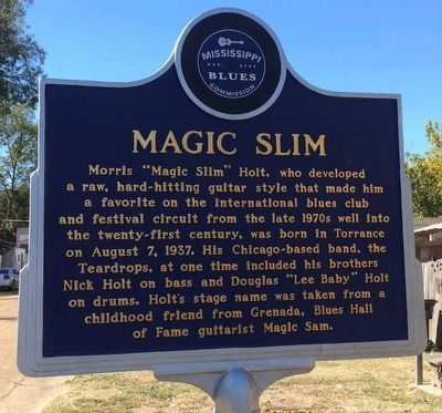 Magic Slim Marker (Front) image. Click for full size.