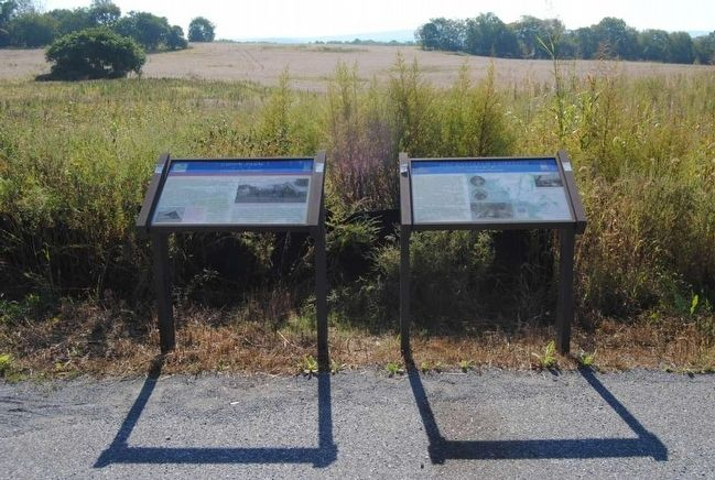 Grove Farm Marker (Left) image. Click for full size.