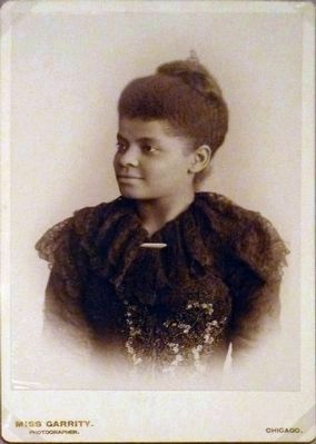 Ida B. Wells-Barnett image. Click for full size.