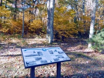 United States Civilian Conservation Corps Marker image. Click for full size.